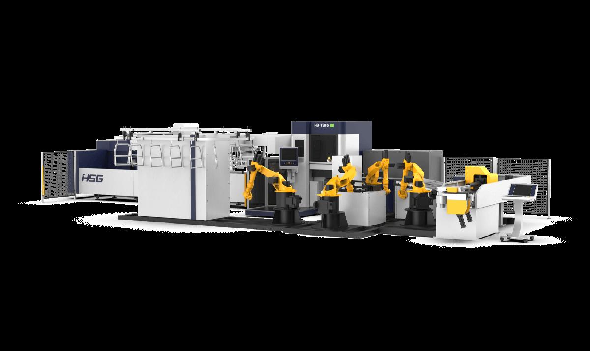 管材智能加工生产线TS65A
