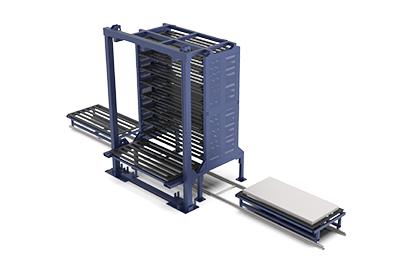 板材料库系统ARW系列