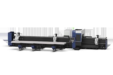 三卡盘重型激光切管机TL300E系列